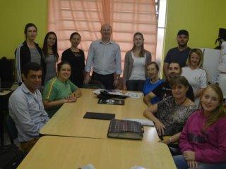 Estudantes das EMEFs Leonel de Moura Brizola e Marcílio Dias participam de oficinas pedagógicas