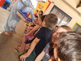 Escolas da Rede Municipal de Educação se preparam para a Páscoa