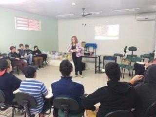 Educação Victorense presente na 4ª Semana Nacional de Educação Financeira