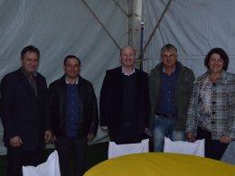 Vereadores de Victor Graeff participaram de reunião da Ascamaja