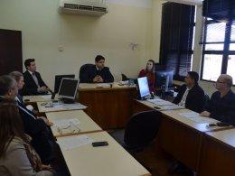 Recadastramento Biométrico foi tema de reunião