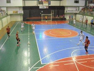 Campeonato Municipal de Futsal e Vôlei