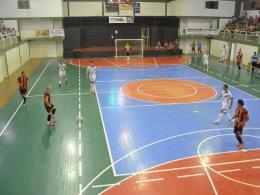 Victor Graeff realiza Campeonato de Futsal e Vôlei