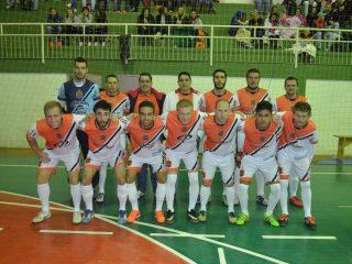 Realizada a 1ª rodada do municipal de Futsal e Vôlei