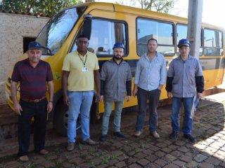 Prefeitura vistoriou ônibus de linhas municipais