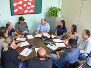 Reunião discute a organização da 11ª Expovig