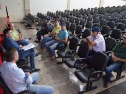 Prefeitura realiza reunião sobre poços artesianos