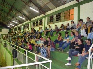 Definidas as finais do Campeonato Municipal de Futsal e Vôlei