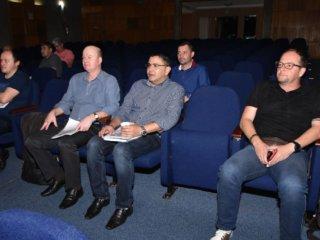 Victor Graeff presente em seminário sobre a nova Lei do ISS