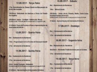 CTG Galdino Marques divulga programação da 34ª Semana Farroupilha