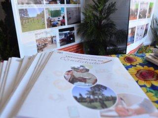 Ações da Secretaria Municipal de Educação, Cultura, Desporto e Turismo são divulgadas durante a 11ª Expovig