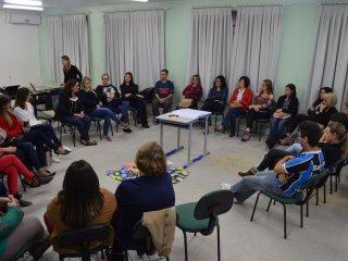 Secretaria de Educação promoveu o 1º Encontro de Boas Práticas com o Programa A União Faz a Vida