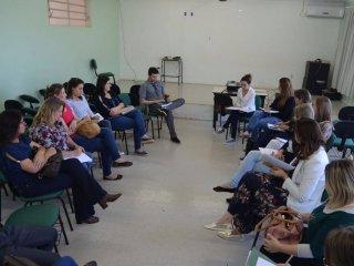 Rede de Apoio às Escolas (RAE) realizou mais um encontro