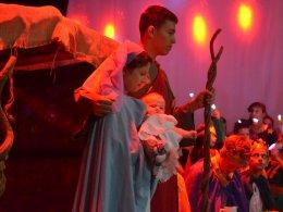 Escolas do município celebram o Natal