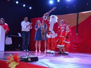 Aberta a programação do Natal Mágico