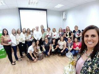 Victor Graeff representado em encontro de boas práticas do Programa União Faz a Vida