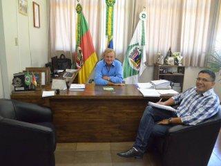 Gilmar Appelt assume o Executivo Municipal