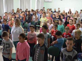 Rede Municipal de Ensino retorna as aulas