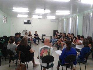Reuniões pedagógicas por escolas