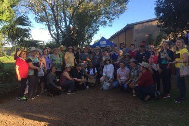 Victorenses participaram de Dia de Campo sobre Plantas Bioativas