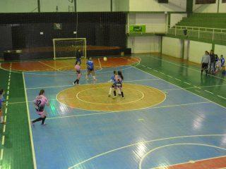Campeonato Municipal de Futsal e Vôlei – resultados e próximos jogos