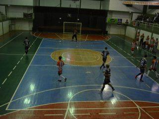 Campeonato Municipal de Futsal e Vôlei é aberto oficialmente