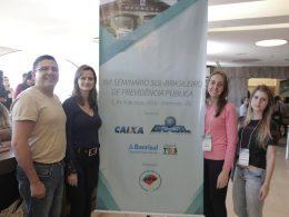 Victor Graeff representado no XVI Seminário Sul-Brasileiro de Previdência Pública