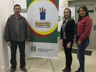 Servidores participaram do 1º Seminário Regional de Educação Fiscal