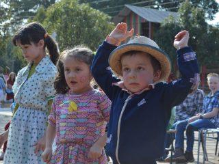 Escolas da Rede Municipal realizaram festas juninas