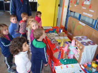 Mostras pedagógicas expõem trabalhos realizados em sala de aula na Rede Municipal
