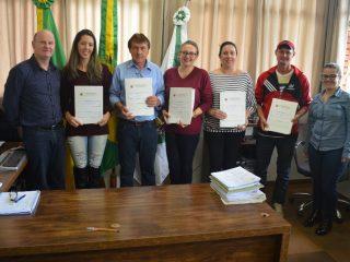 Administração e Entidades assinam termos de repasse