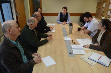 Reunião discutiu sobre o saneamento básico