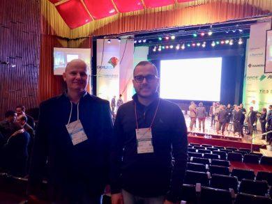 Prefeito Alflen participou do 38º Congresso de Municípios em Porto Alegre