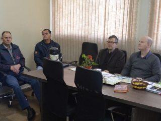 Em reunião IBGE apresenta números do Censo Agropecuário em Victor Graeff