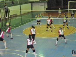 Definidas as finais do municipal de futsal e vôlei