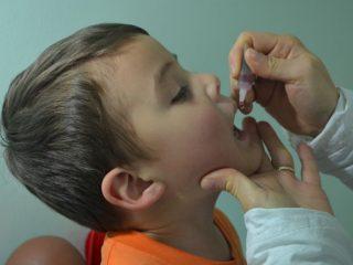 Imunização contra a pólio segue até sexta(31)