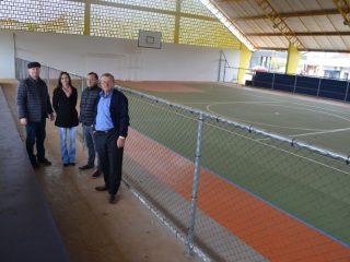 Quadra Poliesportiva será inaugurada no dia 21 de setembro