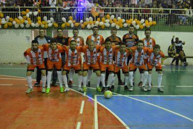 Campeonato Municipal de Futsal e Vôlei teve suas finais na sexta(17)