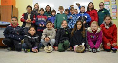 Estudantes desenvolveram projeto sobre pedras preciosas