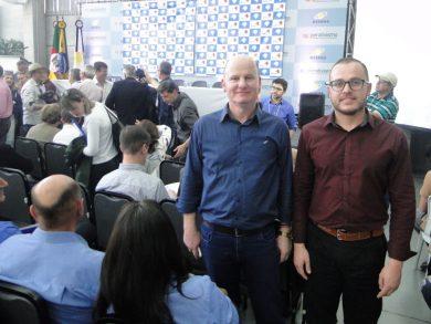 Alflen participou de debate sobre alternativas para gestão dos municípios