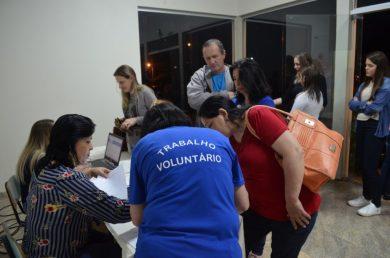 Prefeitura e APAE realizaram cadastramento no Programa Nota Fiscal Gaúcha