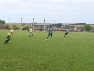 Campeonato Municipal de Futebol de Campo teve sua primeira rodada