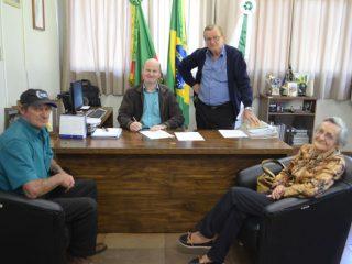 Prefeitura Municipal adquiriu área de terra para futuras instalações de complexo habitacional