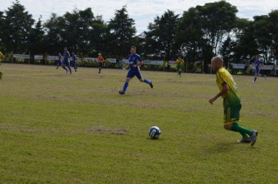 Victor Graeff realiza Campeonato Municipal de Futebol de Campo