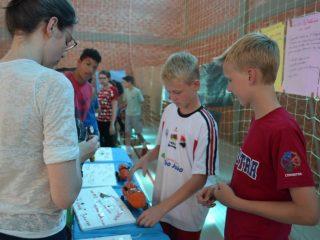 Comunidade Escolar da EMEF Marcílio Dias participou de mostra pedagógica