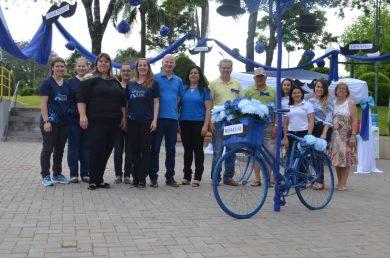 Tudo Azul!    Prevenção ao Câncer de Próstata