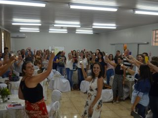 Professores participaram de formação de início de ano letivo