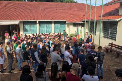 Escolas da Rede Municipal retornaram às aulas
