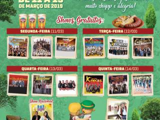 18º Festival Nacional da Cuca com Linguiça inicia na segunda(11)