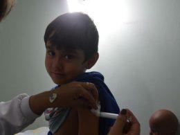 Iniciada a vacinação contra a gripe